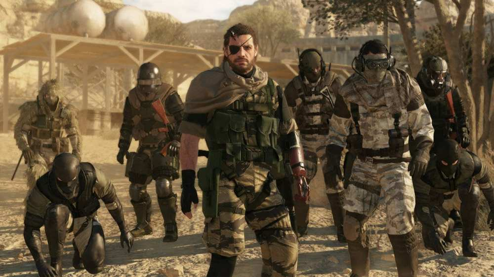 Metal Gear Solid V the definitive experience, ps plus sales