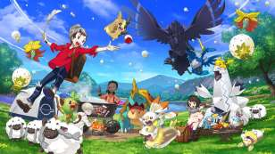 Pokemon, Sword and Shield, reasons to play