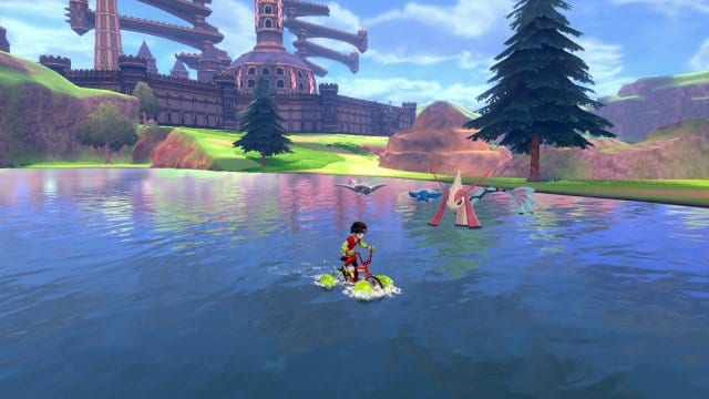 reasons to play pokemon sword and pokemon shield, wild area