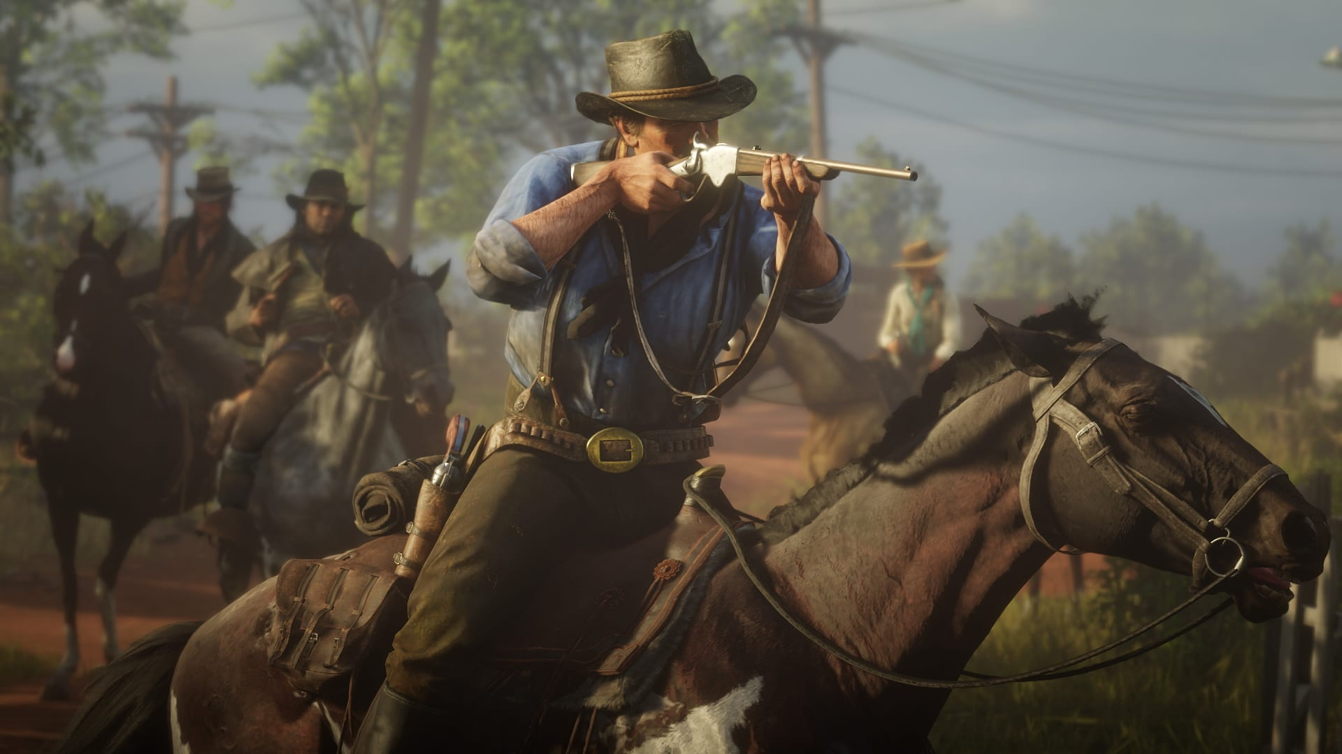 Purple Useless Redemption 2 Has Bought Over 34 Million Items; Grand Theft Auto V Over 135 Million 1