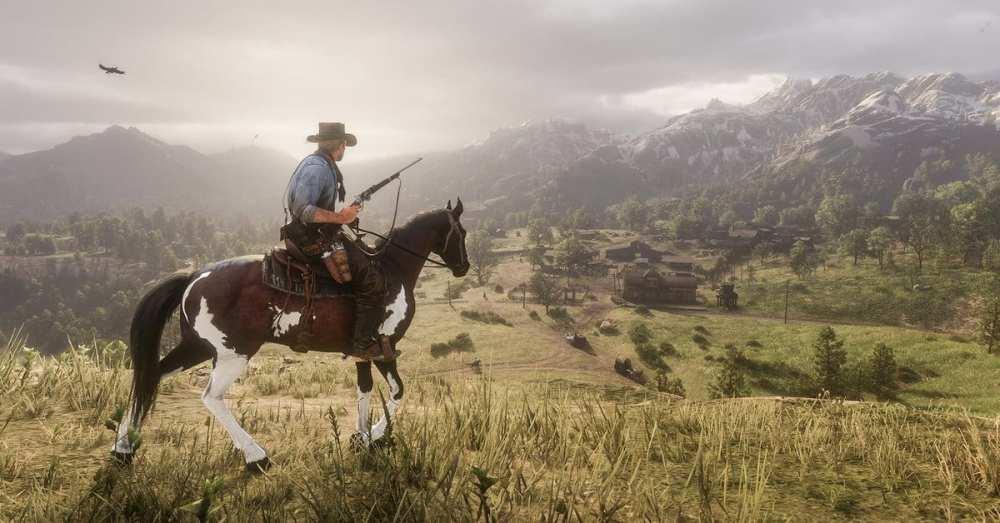 Red Dead Redemption 2 horse bonding