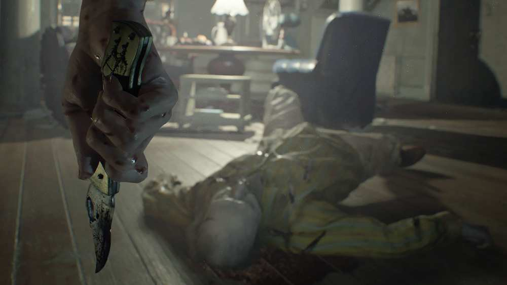 Resident Evil, re7, biohazard