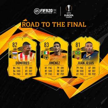 road to the final 2, fifa 20