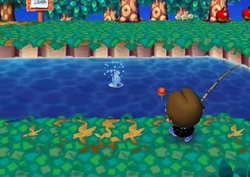 animal crossing, wild world