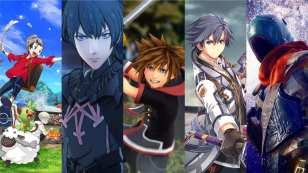 best rpg 2019, jrpgs 2019, kingdom hearts 3, trails of cold steel 3, outer worlds, pokemon
