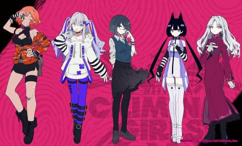 Criminal Girls X (2)