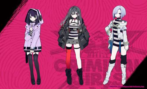 Criminal Girls X (4)