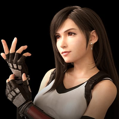 Final Fantasy VII Remake Tifa (1)
