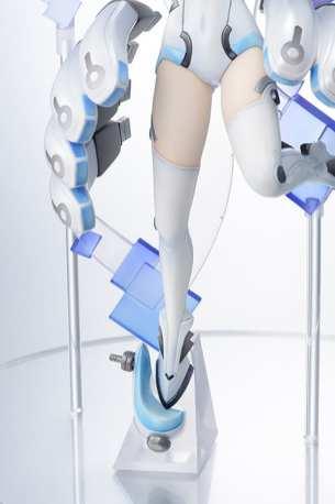 Hyperdimension Neptunia White Heart Figure (2)