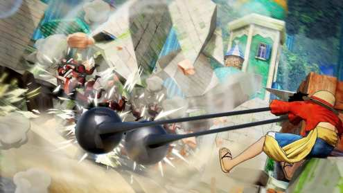 One Piece Pirate Warriors 4 (8)
