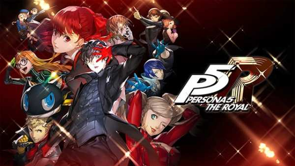 anime games, 2020, look out for, persona 5 royal