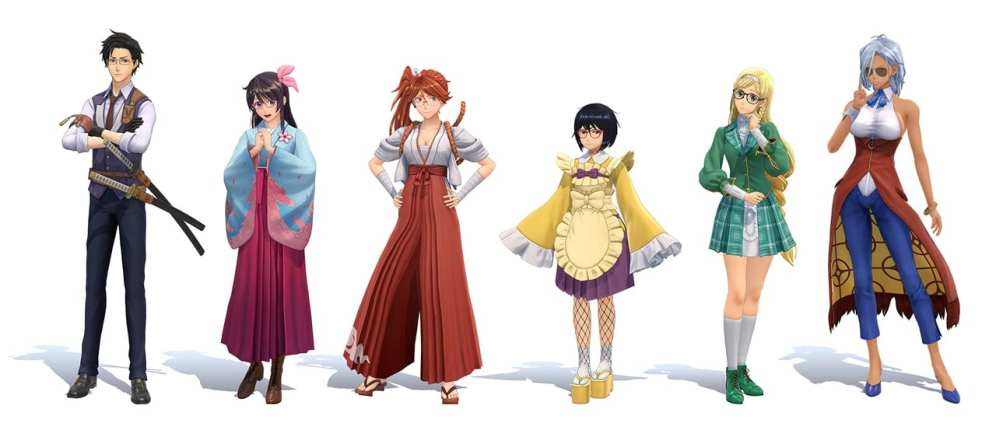 Project Sakura Wars (17)