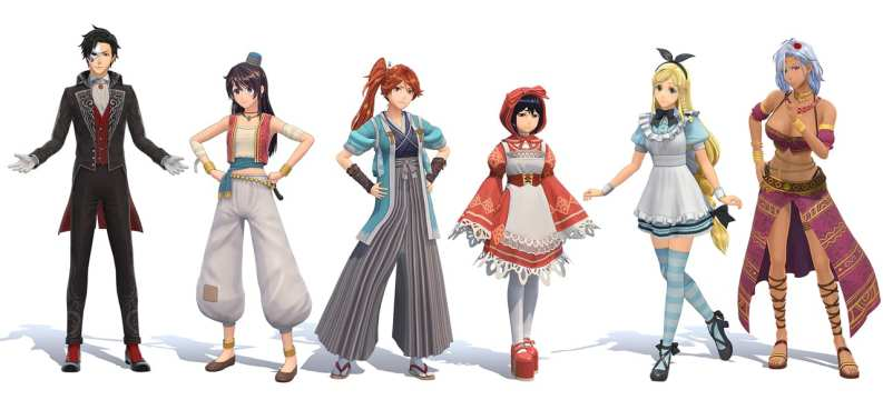 Project Sakura Wars (20)