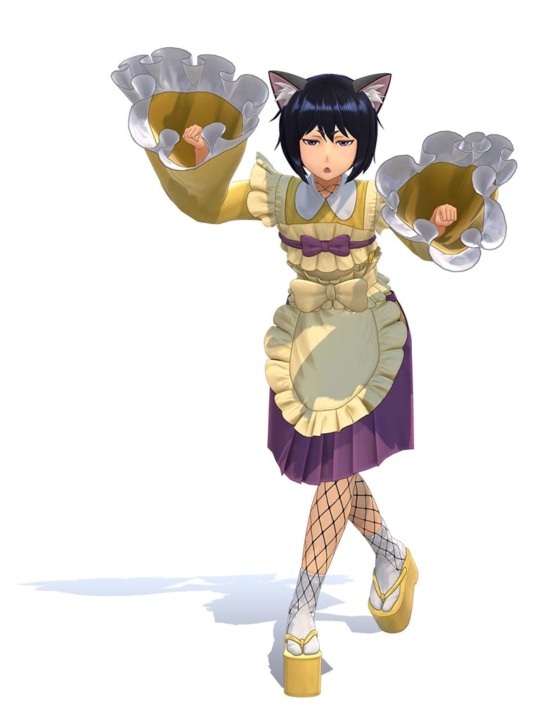 Project Sakura Wars (23)