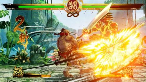 Samurai Shodown Wan-Fu (2)