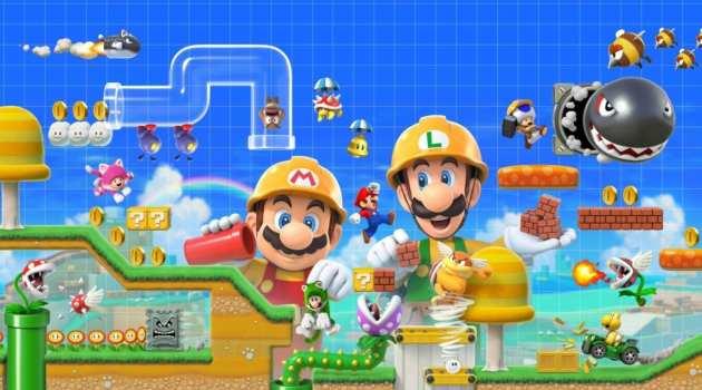 19: Super Mario Maker 2