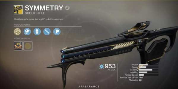 destiny 2 best scout rifles