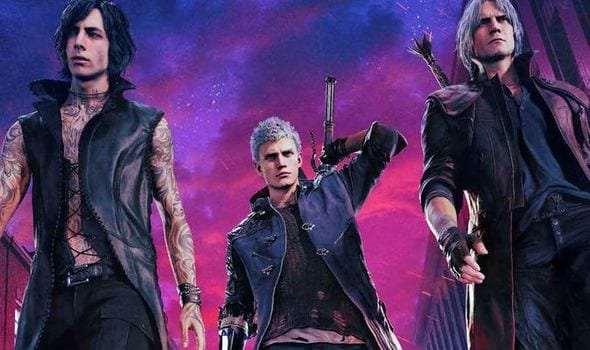 14: Devil May Cry 5
