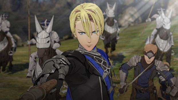 8: Fire Emblem: Three Houses