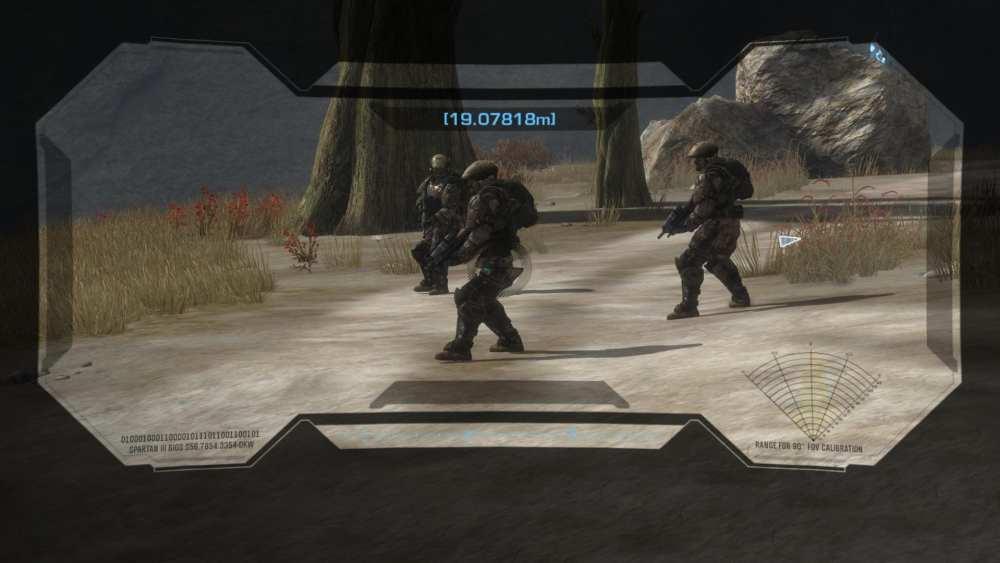 Halo Reach hidden binary signature, Halo Reach I'm Sorry Dave