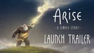 arise, launch trailer