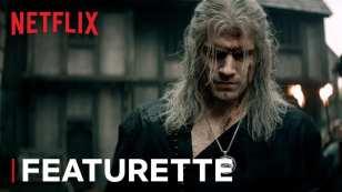 Witcher, netflix