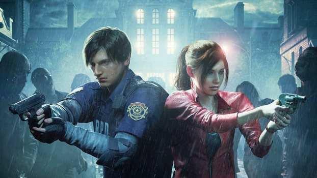1: Resident Evil 2