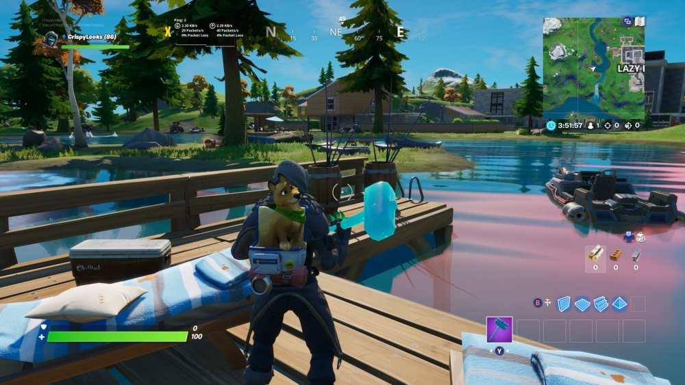 Fortnite Lazy Lake