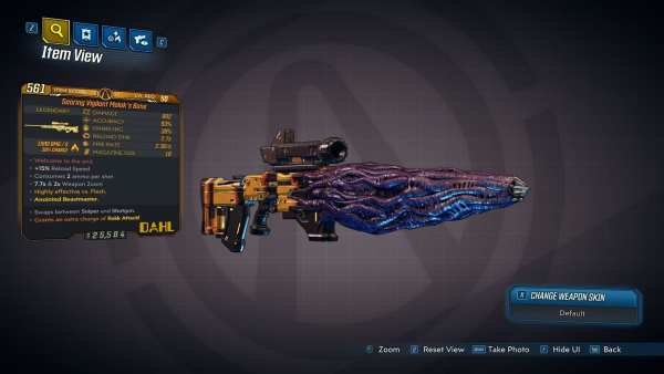 Borderlands 3 Loot Takedown