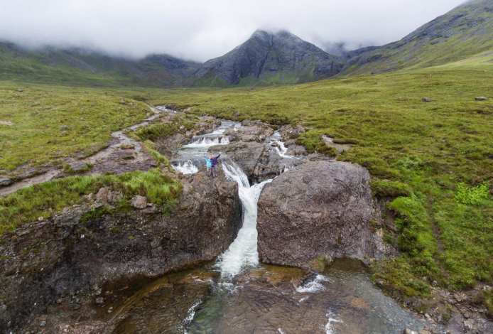 Fairy-Pools-Drone-Video