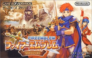 Fire Emblem: Mystery of the Emblem, Genealogy of the Holy War, Thracia 776, and The Binding Blade