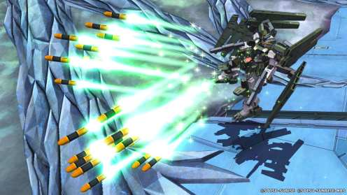 Mobile Suit Gundam Extreme VS. Maxiboost ON (5)