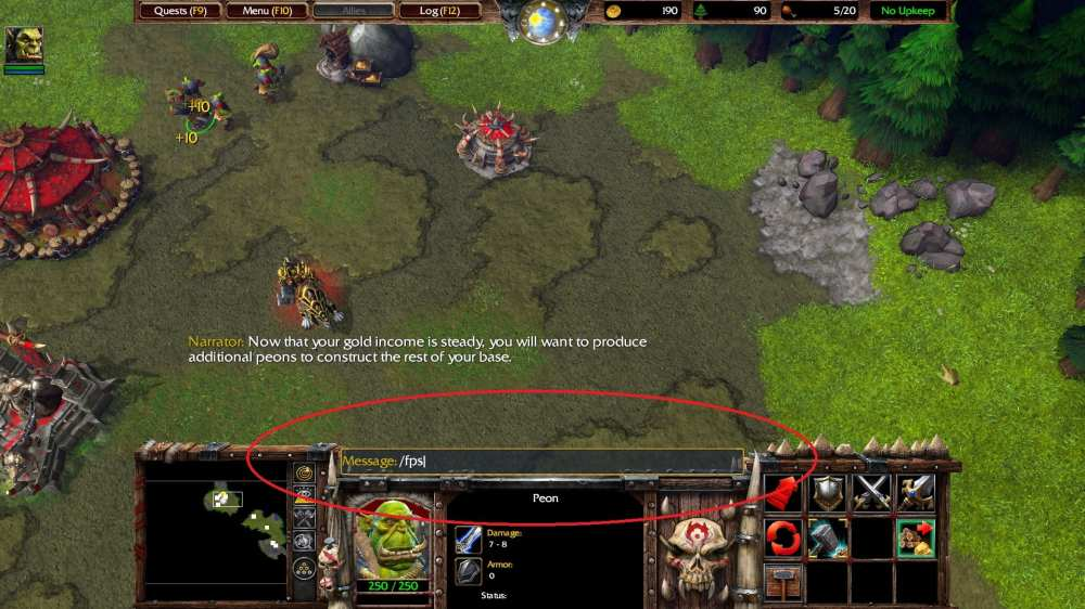 Warcraft 3 Reforged How To See Fps