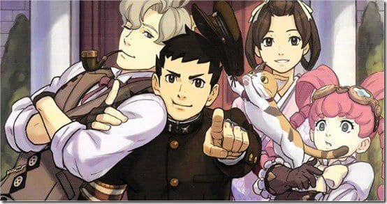 The Dai Gyakuten Saiban Games