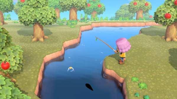 new horizons, fishing