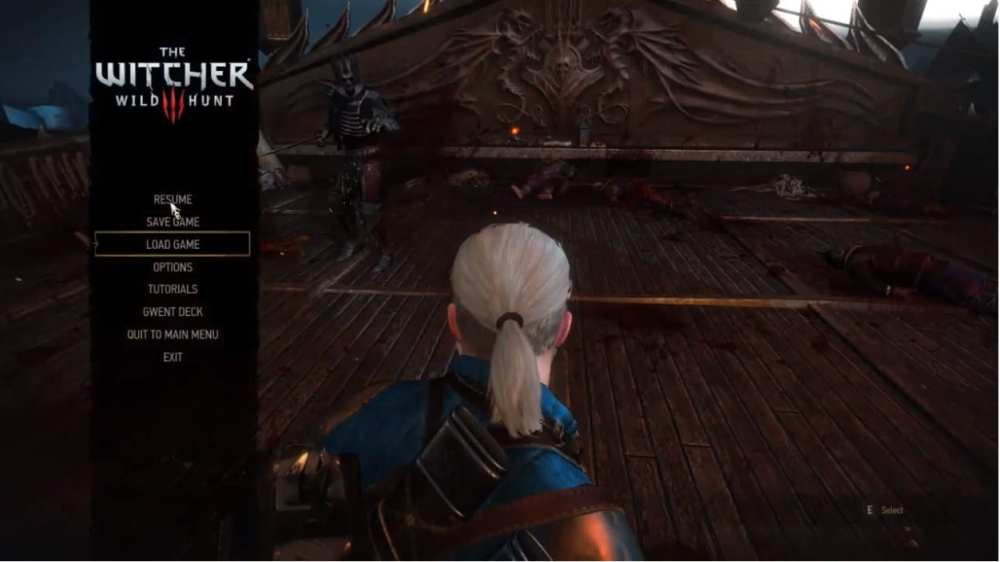 how to change difficulty in witcher 3