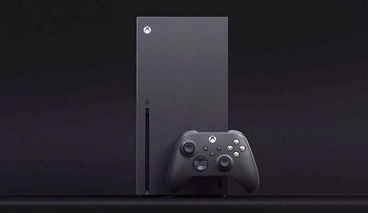 Xbox Series X, Microsoft