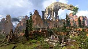 Apex Legends Kings Canyon