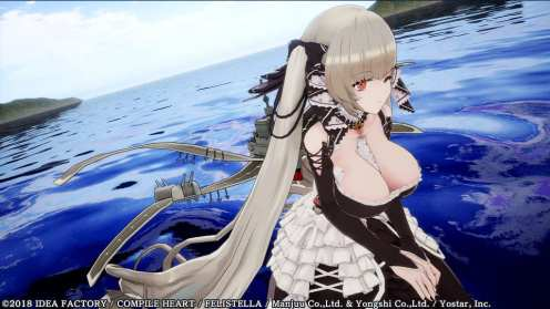 Azur Lane Crosswave (4)