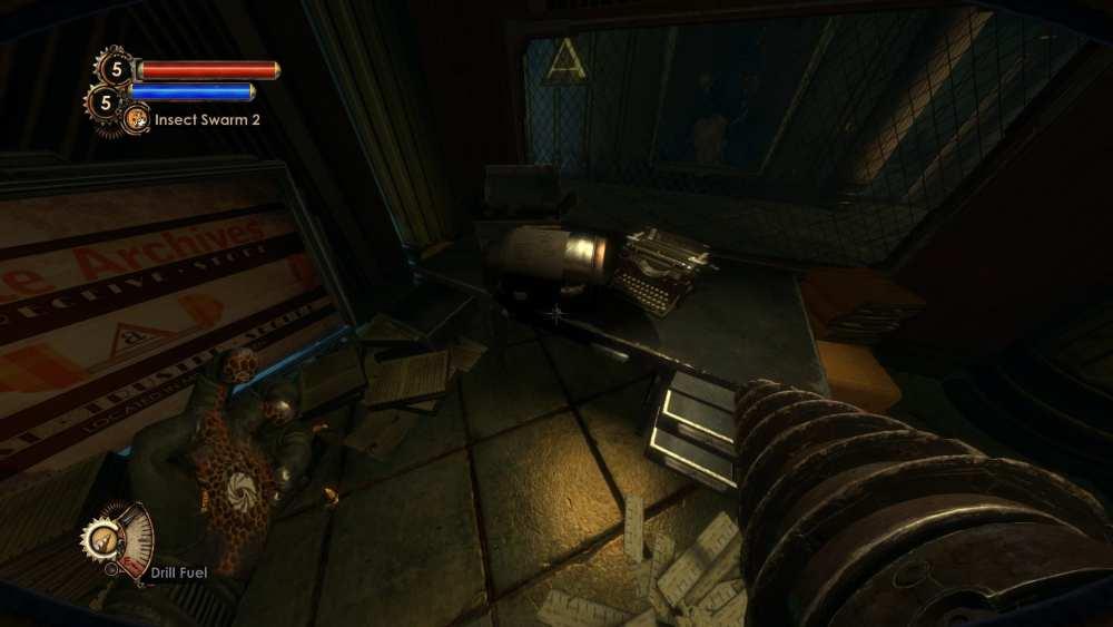 BioShock 2 ADAM Slugs Minerva 9