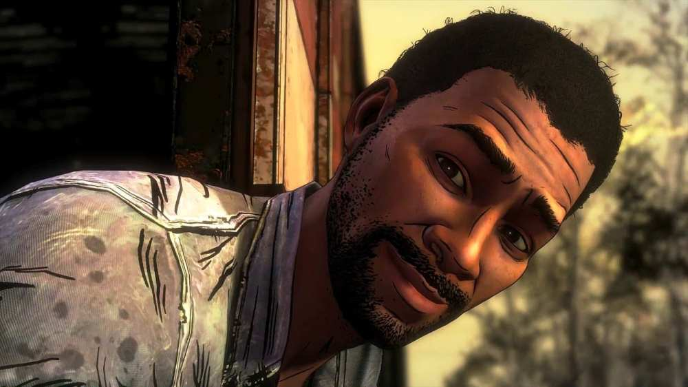 Black Video Game Characters Lee Everett