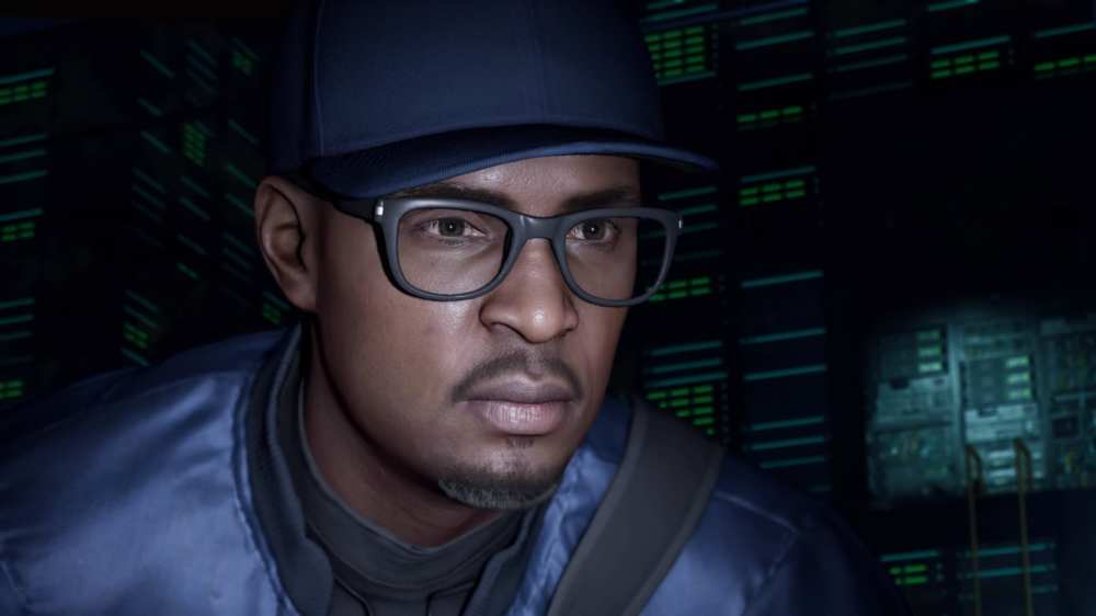 Black Video Game Characters Marcus