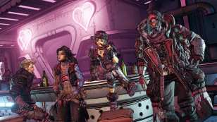 Borderlands 3 Valentines Event Group