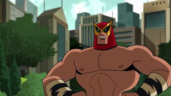 b'wana beast, superhero, video game