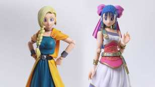Dragon Quest V Bring Arts (8)