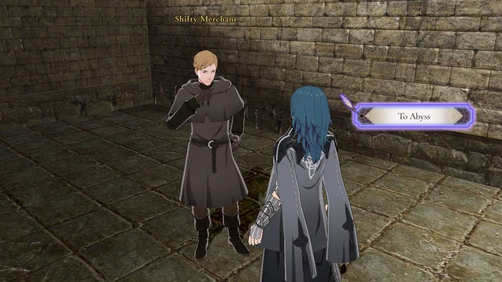 Fire Emblem Three Houses (1)