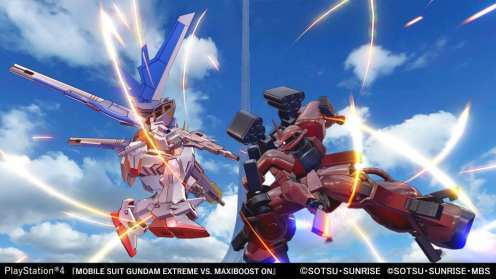 Mobile Suit Gundam Extreme VS (5)