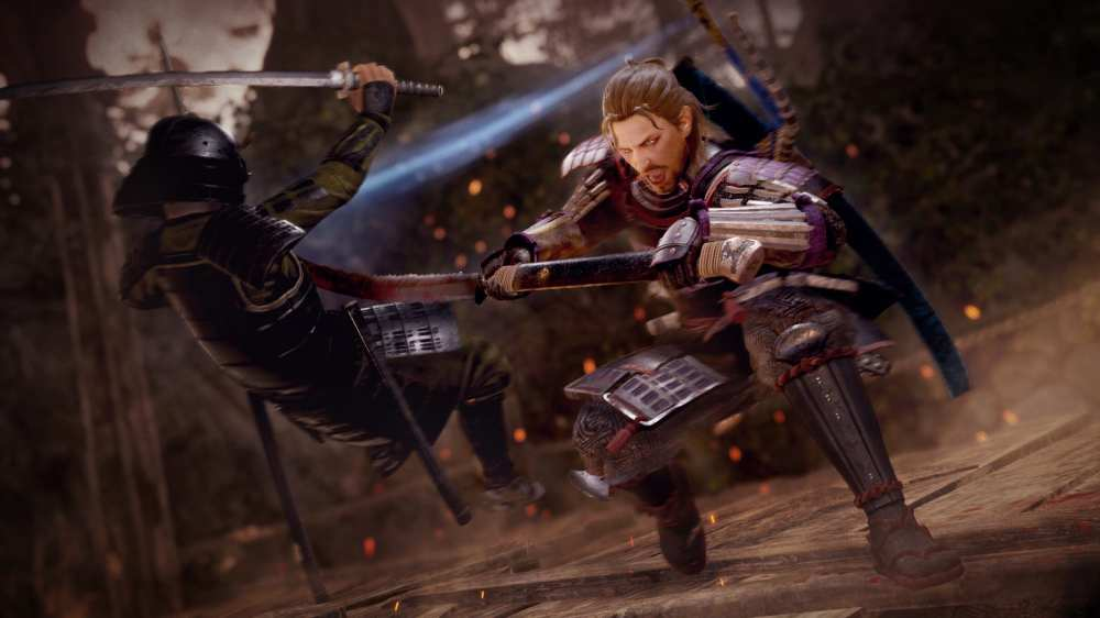 nioh 2, new ps4 game releases march 2020