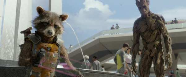 rocket raccoon, groot, superhero, video game