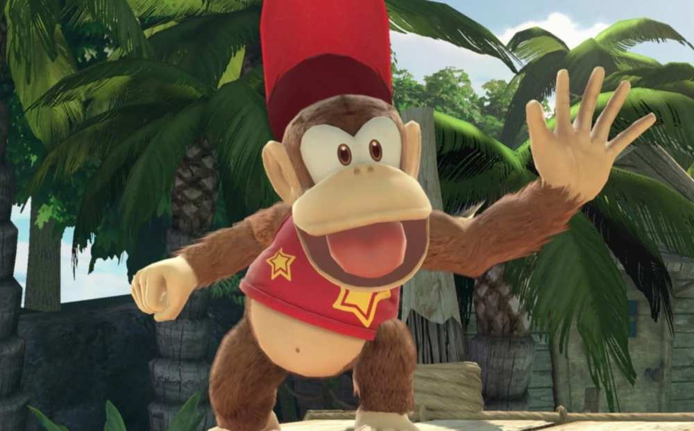 diddy kong, Smash Bros. Characters That Would Be the Worst Date for Valentine's Day